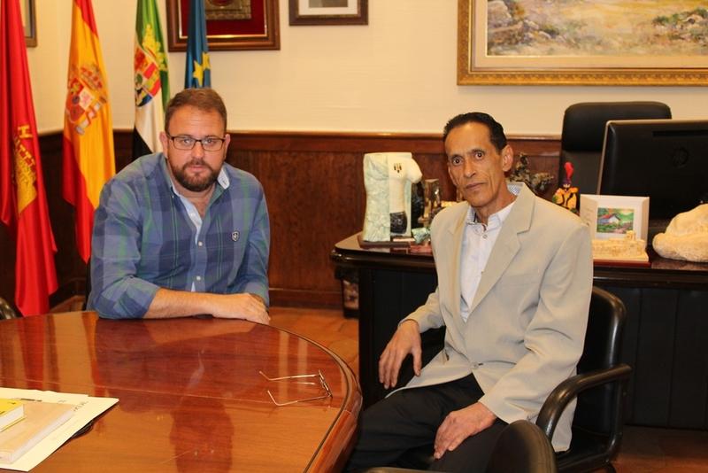 Mérida estudiará un proyecto de Cooperación con el Pueblo Saharaui