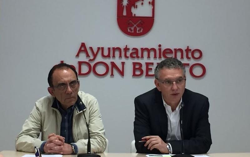 El Ayuntamiento de Don Benito recibe la Escoba de Plata por su Programa Integral de Limpieza
