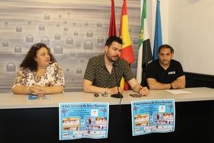 Mérida celebra una gala solidaria de artes marciales a beneficio de Emeritea