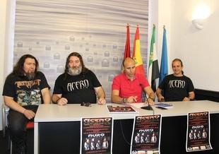 El Acueducto de los Milagros acoge el sábado el Festival de Bandas de Rock noveles Acerock