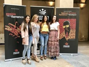 Las mujeres, protagonistas del 17º Festival Flamenco 'Porrina de Badajoz'