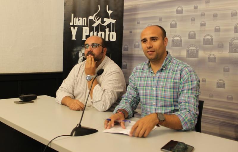 El espectáculo de Juan y Punto pone fin a la temporada de la Red de Teatro programada en Mérida