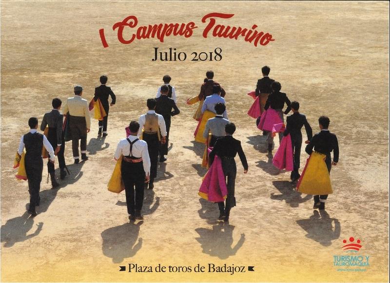 Cuenta atrás para el comienzo del I Campus Taurino organizado por la Diputación
