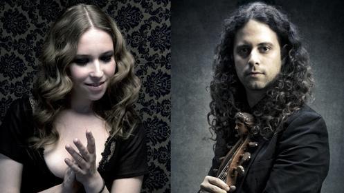 La cantaora Rocío Márquez y el viologambista Fahmi Alqhai actúan el 29 de junio en Nogales