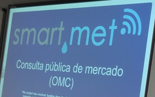 Promedio participa en la licitación de 3,2 millones para soluciones innovadoras de medición de agua dentro del proyecto SMART.MET
