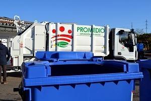 Seis municipios de la Mancomunidad Guadiana entran en la recogida de residuos urbanos de Promedio