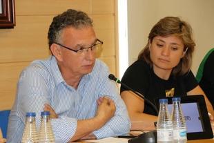 Conchi Bellorín destaca el compromiso de la Junta con el deporte femenino en la presentación del III Torneo WTA de Don Benito