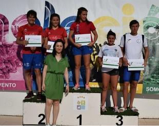 Celebrado en Villanueva el XVI Trofeo de Natación Diputación de Badajoz