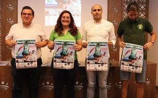 La Albuera acoge el IV Trofeo Balonmano Playa