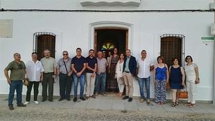La Junta invierte unos 59.000 euros en la rehabilitación de la casa de Meléndez Valdés de Ribera del Fresno