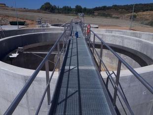 Segura de León dispondrá de una nueva estación depuradora en agosto