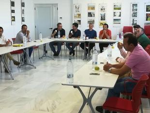 El CID Tierra de Barros–Río Matachel acogió jornadas formativas sobre el aceite de oliva