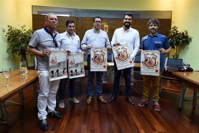Valencia de Alcántara espera recibir unas 8.000 personas en su XIV Festival Transfronterizo 'Boda Regia'