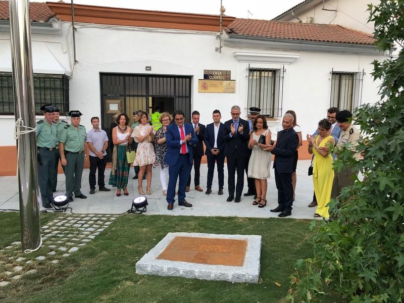 Una nueva avenida fue inaugurada ayer en Herrera del Duque