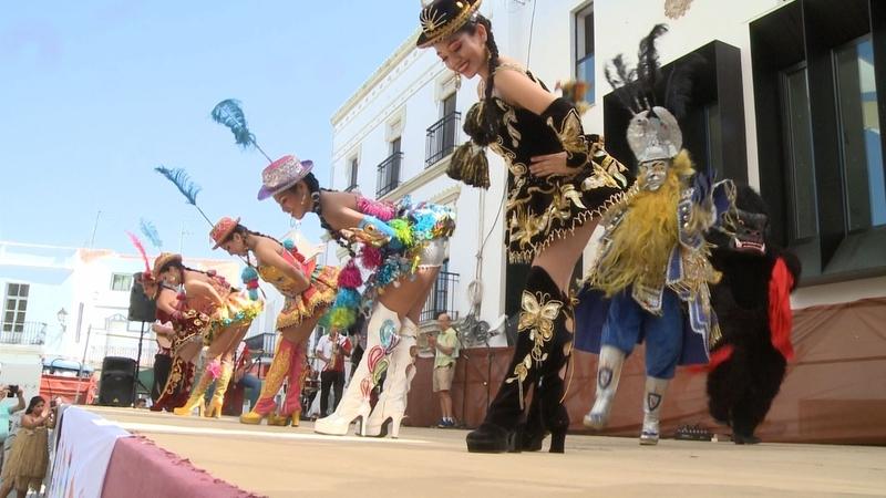 El Festival Folklórico de los Pueblos del Mundo llega este viernes a Calzadilla, Piornal, Usagre o Arroyo de la Luz