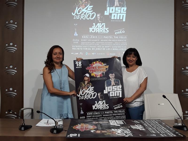 El Jerez Show Festival se traslada al recinto ferial