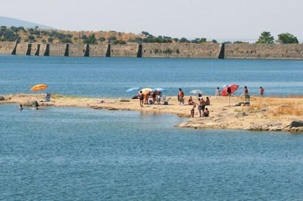 El embalse de Proserpina de Mérida será escenario el 18 de agosto de una jornada de actividades acuáticas