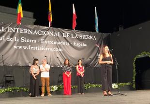 Festisierra clausuró su 37 edición con la actuación de