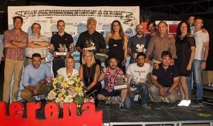 El corto 'Background', ganador en la categoría de ficción del certamen 'El Pecado 2018' de Llerena
