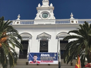 Llerena recibirá este martes a Álvaro Martín tras proclamarse Campeón de Europa de 20 kilómetros marcha