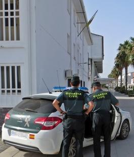 Detenido un vecino de Arroyo de San Servan por sustraer joyas valoradas en unos 6.000 euros