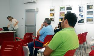El CID Tierra de Barros-Río Matachel acoge dos sesiones formativas del ''Programa de apoyo a las empresas agroalimentarias del aceite de oliva''