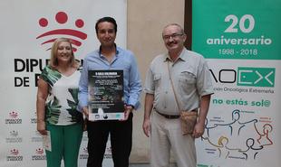 'Badajoz Contigo' organiza una gala benéfica a favor de la Asociación Oncológica Extremeña