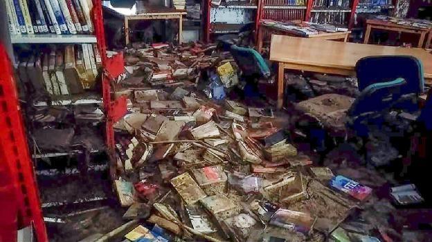 La Diputación de Badajoz dona un lote de 70 libros a la biblioteca de Cebolla (Toledo)