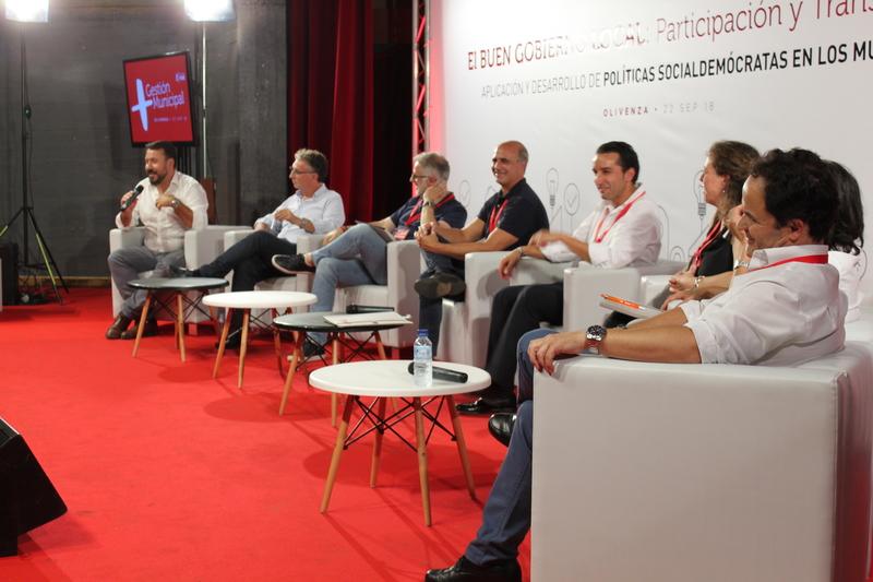 Lemus destaca que el PSOE es el único partido que tiene solidez y garantía de futuro en la provincia de Badajoz