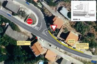 La Diputación de Cáceres rehabilitará la carretera CC-61, de Eljas al enlace con la EX-20