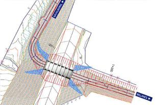 Proyectan la construcción de un paso peatonal inferior en la CC-80 que une Belvís de Monroy con la N-V
