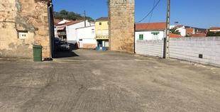 La Diputación llevará a cabo obras de pavimentación y redes en el entorno de la Iglesia de Santa Cruz de Paniagua