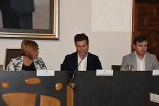 La Diputación aprueba en pleno 9.4 millones de euros destinados a los municipios de la provincia
