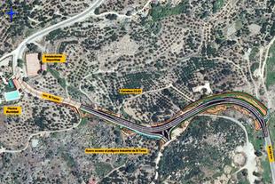 Diputación arregla la carretera CC-51 de El Torno con una inversión de 240 mil euros