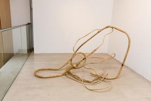La escultura 'Silla#23', de MP&MP Rosado, se alza con el premio Obra Abierta