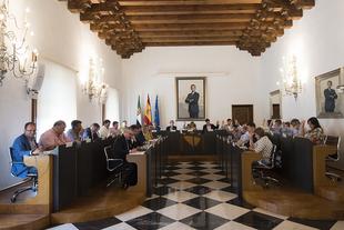 Diputación aprueba en Pleno 100.000 euros para comenzar a redactar el Catálogo de vestigios franquistas de la provincia