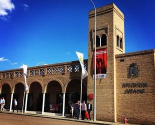 El pabellón de la Diputación ha abierto sus puertas con muchas novedades en la Feria de Zafra