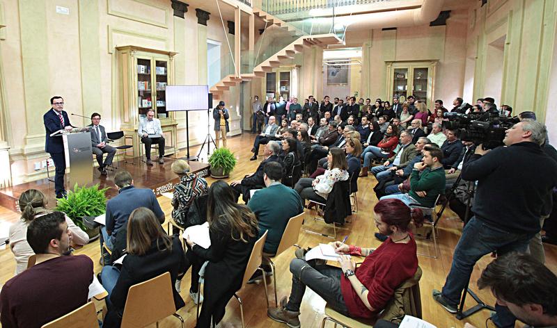 La Diputación de Badajoz opta a los premios enerTIC Awards 2018 para la mejora de la Eficiencia Energética