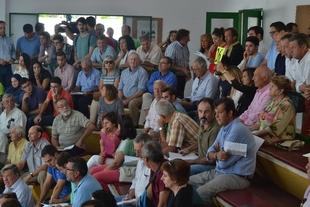 La Diputación de Badajoz cosecha un gran éxito en la subasta de ganado en la Feria de Zafra