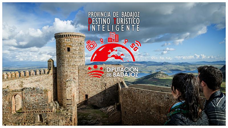 Convertir a la provincia de Badajoz en destino turístico inteligente