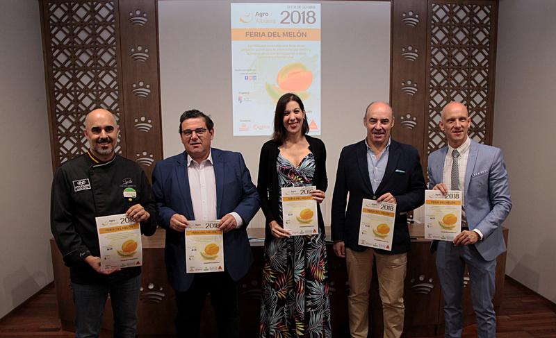 Con el objetivo de dar valor al producto, La Albuera organiza la la III Feria del Melón