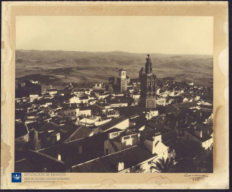 Llega a Jerez la exposición fotográfica del Pabellón de Extremadura en la EIS de 1929