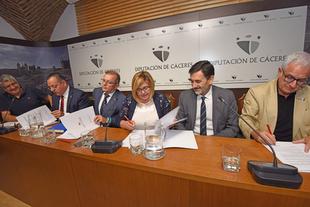 La Diputación amplía el servicio de redacción de proyectos a todos los municipios menores de 20.000 habitantes
