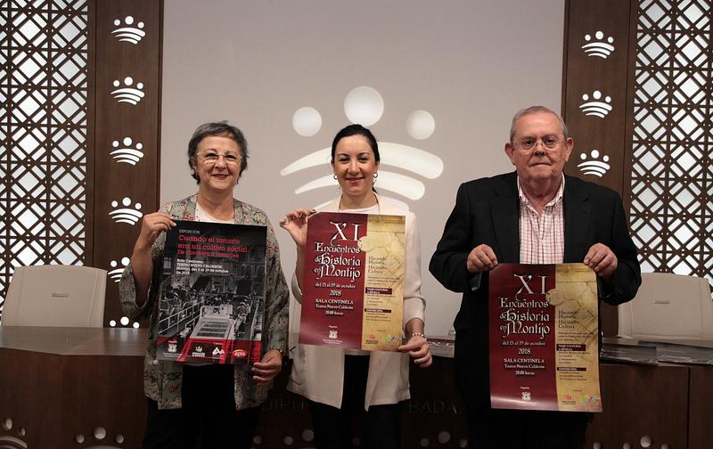 Siete ponencias se han programado en los XI Encuentros de Historia de Montijo