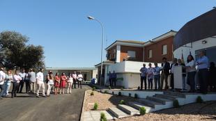 Inauguradas las nuevas instalaciones de Formación Profesional de la Mancomunidad de Tentudía