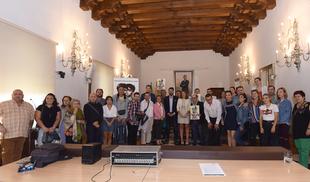 La Diputación abre sus puertas para la celebración de un acto previo al Día Mundial de la Salud Mental