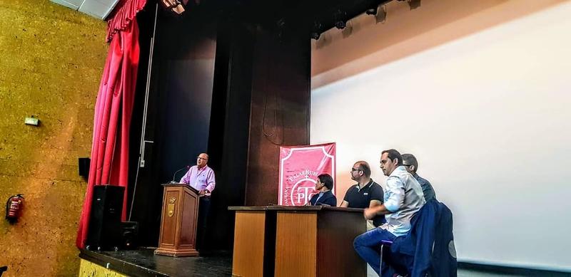 Talarrubias despide con un homenaje al diestro Alberto Aguilar