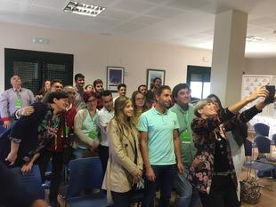 Una maratón de talleres acelera la creación de 22 negocios de economía verde en Badajoz