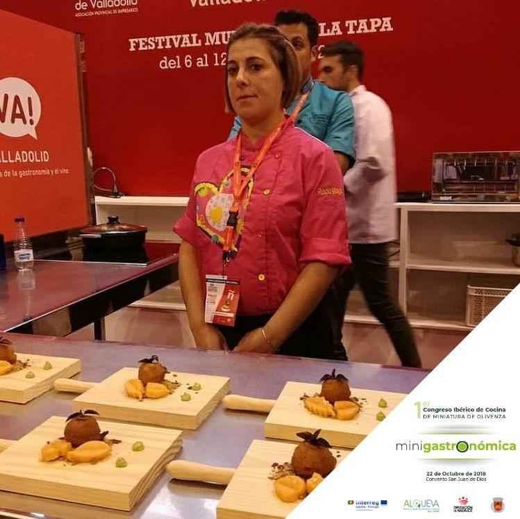 Reconocidos profesionales mostrarán en el evento abierto I Congreso Ibérico de Cocina en Miniatura las posibilidades de las 'pequeñas' elaboraciones