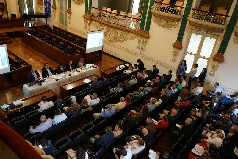 Promedio contará con un presupuesto de 30,6 millones para 2019 con inversiones en depuración de aguas residuales